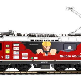 Bemo 1258189 Locomotiva elettrica RhB Ge 4/4 II 629 'A