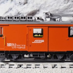 Bemo 1277145 Elettromotrice RhB De 2/2 151