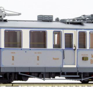 Bemo 1283331 Elettromotrice MOB BCFe 4/4 11 (Museum)