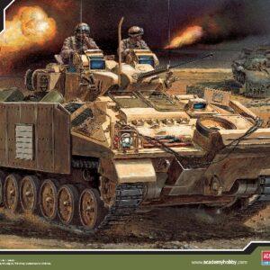 """ACADEMY 13201 Warrior Mcv """"Iraq 2003"""