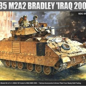 Academy 13205  M2A2 BRADLEY IRAQ 2003