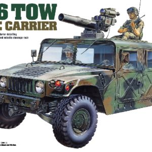 ACADEMY 13250 M-966 Hummer With Tow