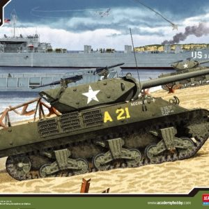 """ACADEMY 13288 M10 """"Anniv. 70 Normandy Invasion 1944"""""""