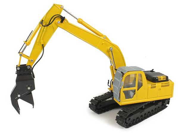 MotorArt 13721 NH E215B BOOM CON DRILL Modellismo