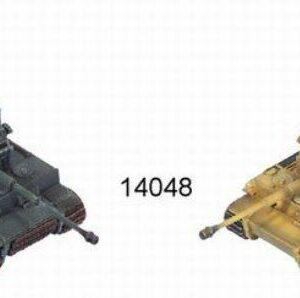 Dragon 14048 TIGER I SPZABT 501&502