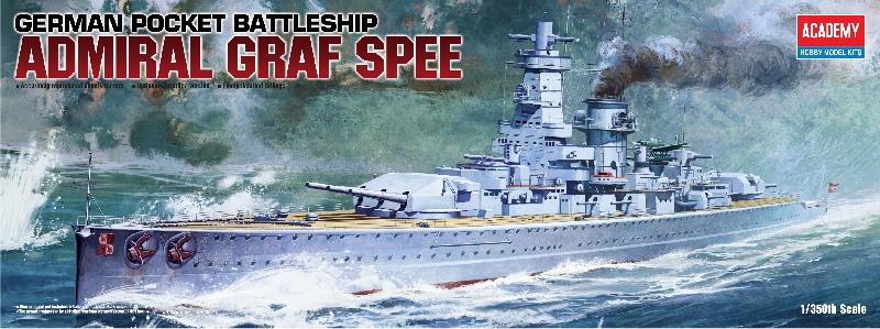 ACADEMY 14103 Graf Spee