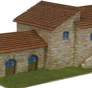 Aedes 1419 VILLA TOSCANA in mattoncini terracotta Modellismo