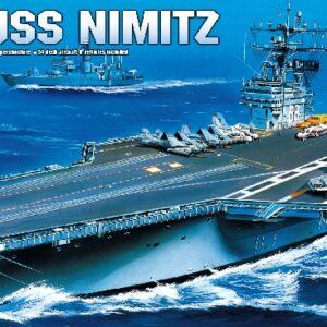 ACADEMY 14213 Uss Nimitz
