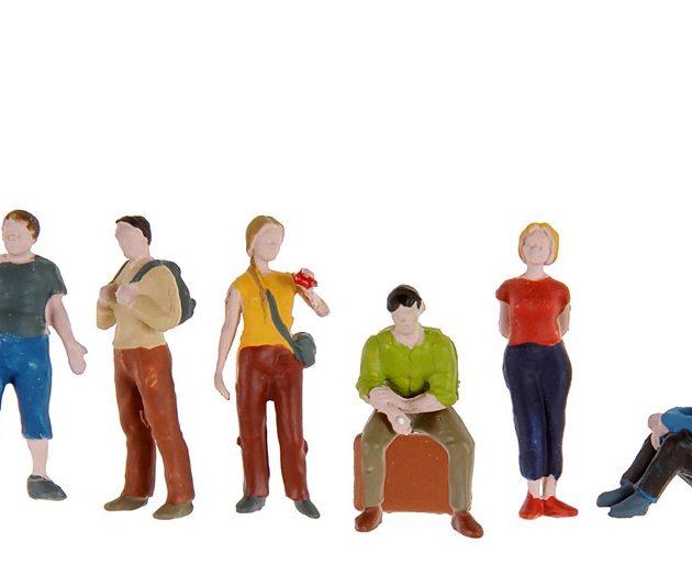 Noch 15233 Giovani viaggiatori Modellismo