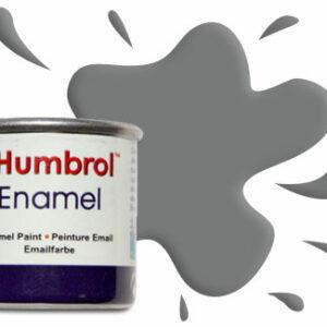 Humbrol Smalto sintetico grigio mimetico scuro op 156 Modellismo