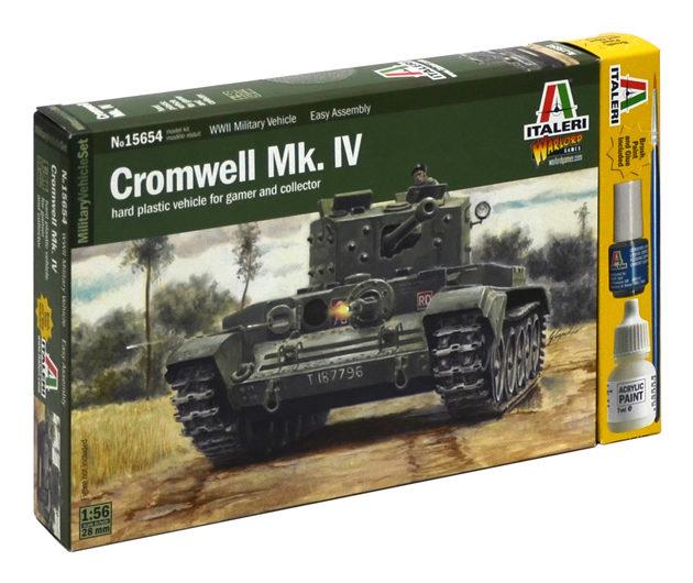 ITALERI 15654 Cromwell Mk. Iv