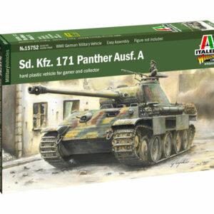 Italeri 15752 Sd. Kfz. 171 PANTHER AUSF. A