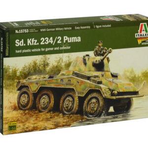 Italeri 15753 Sd.Kfz. 234/2 PUMA