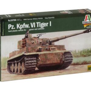 ITALERI 15755 Pz.Kpfw. Vi Tiger I