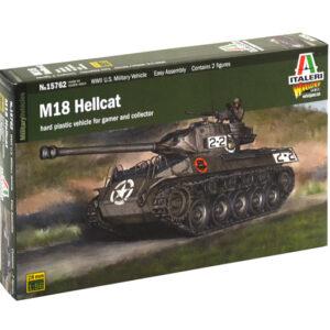 Italeri 15762 M 18 HELLCAT