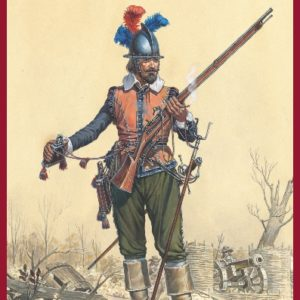 MINIART 16010 Netherlands Musketeer. Xvii C.
