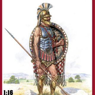 MINIART 16013 Greek Hoplite.   Iv Century  B.C.