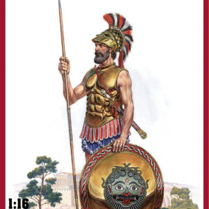 MINIART 16014 Athenian Hoplite.  V Century B.C.