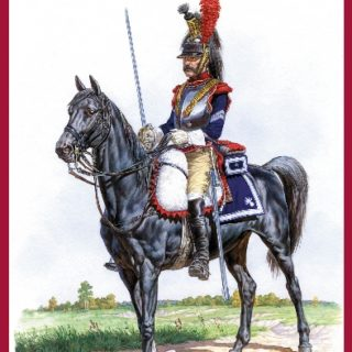 MINIART 16015 French Cuirassier. Napoleonic Wars.