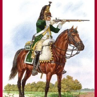 MINIART 16016 French Dragoon. Napoleonic Wars.