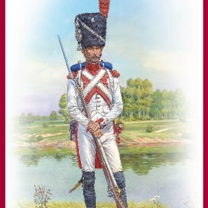 MINIART 16018 Imperial Dutch Grenadier. Napoleonic Wars.