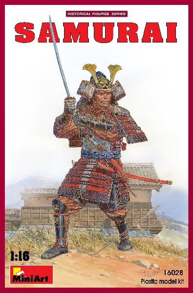 MINIART 16028 Samurai