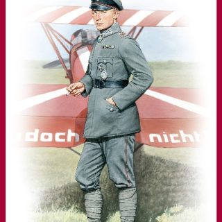 MINIART 16030 Ernst Udet Wwi Flyng Ace