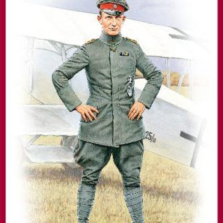 MINIART 16034 Hermann Goering. Ww1 Flying Ace