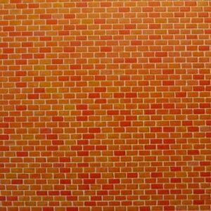 Faller 170608 Muro in mattoni 25x12