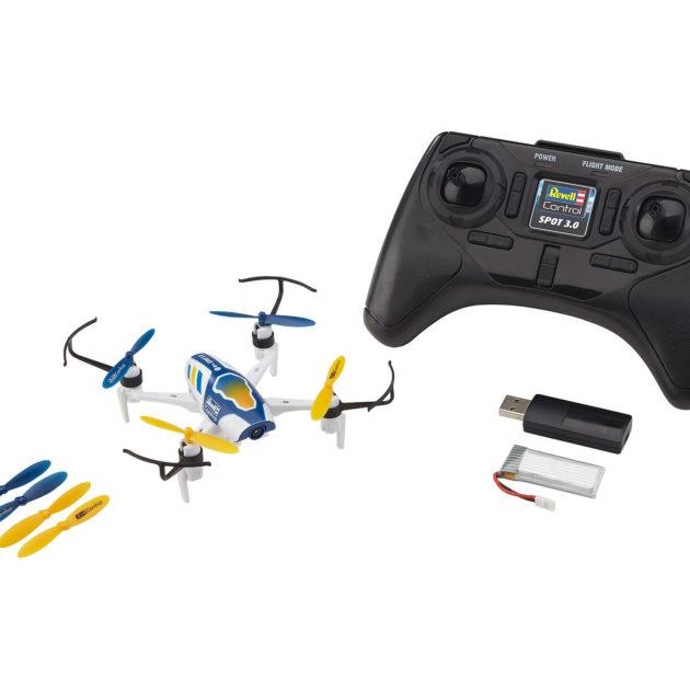 """RevellControl 23857 Quadcopter """"Spot 3.0"""""""