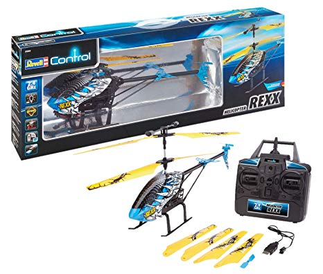 "RevellControl 23868 Helicopter ""REXX"""
