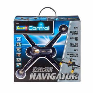 RevellControl 23899 GPS QUADCOPTER NAVIGATOR  FPV - w/camera - Follow me
