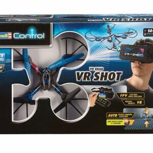 RevellControl 23908 QUADCOPTER VR-SHOT FPV - w/camera
