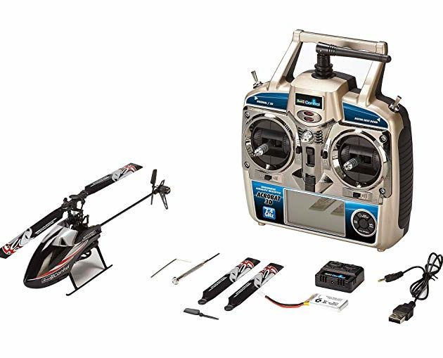 "RevellControl 23912 Single Rotor Helicopter ""ACROBAT 3D"""