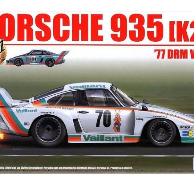 Beemax 24015 Porsche 935 K2 DTM Vaillant