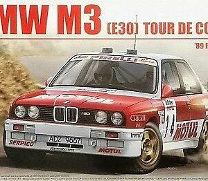 Beemax 24016 BMW M3 Tour De Corse
