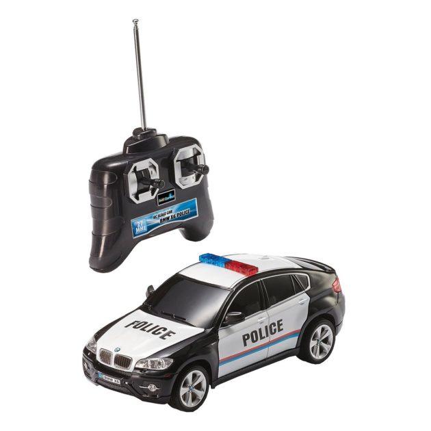 RevellControl 24655 RC BMW X6 POLICE