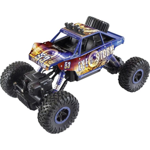 "RevellControl 24712 RC Construction Kit  - Crawler ""Eye of the Storm"""