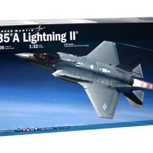 Italeri 2506 F-35A LIGHTNING II Modellismo