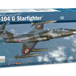 Italeri 2509 1/32 TF-104G