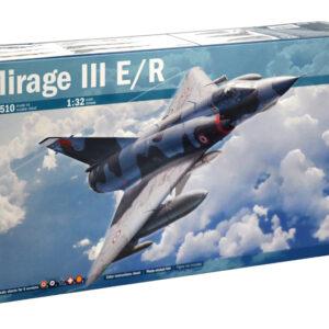 ITALERI 2510 Aereo in kit MIRAGE III E/R  - incude sup