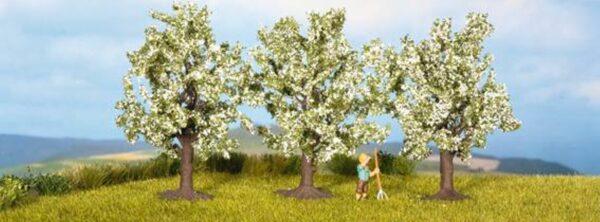 Noch 25511 Albero da frutta fiori bianchi Modellismo