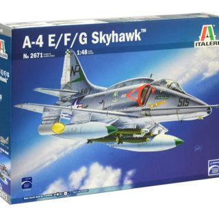 Italeri 2671 1/48 A-4 E/F/G Skyhawk