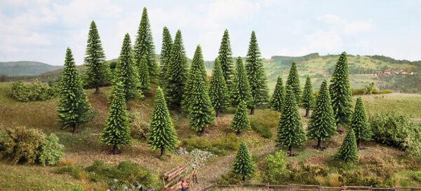 Noch 26825 pini verde chiaro 25 pz