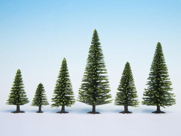 Noch 26827 pini verde chiaro 10 pz