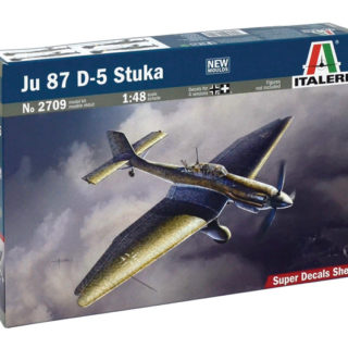 ITALERI 2709 Ju-87 D-5 Stuka