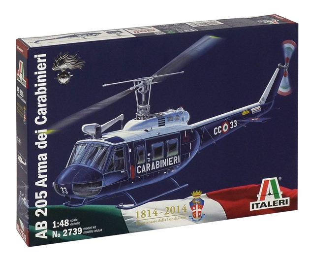 ITALERI 2739 Ab 205 Carabinieri Modellismo