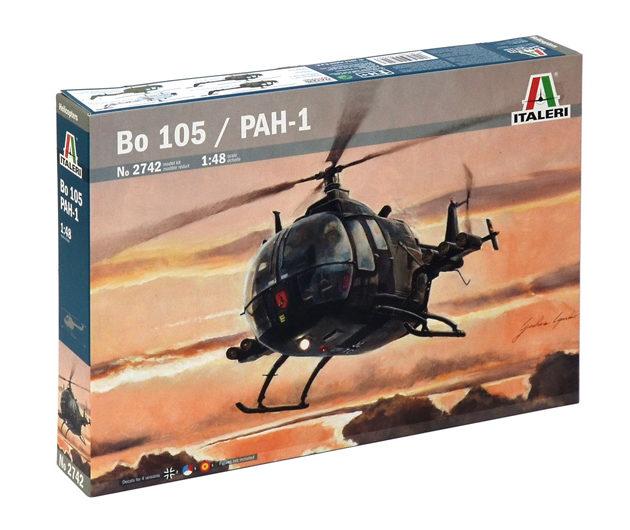 ITALERI 2742 Bo 105 / Pah-1 Modellismo