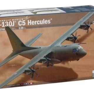 ITALERI 2746 C-130 J C5 Hercules
