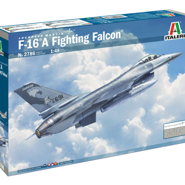 Italeri 2786 1/48 F-16A Fighting Falcon